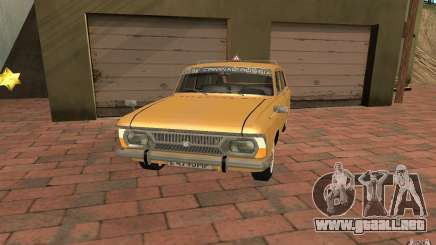 IZH 2125 Kombi para GTA San Andreas