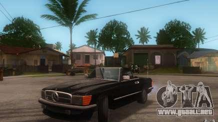 Mercedes-Benz 350 SL Roadster para GTA San Andreas