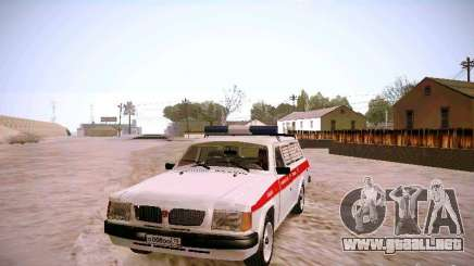 GAS 310231 urgente para GTA San Andreas