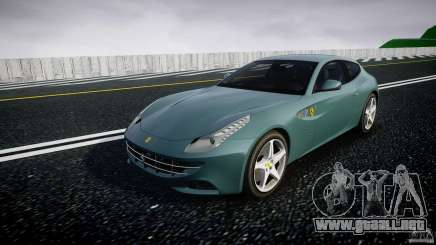 Ferrari FF 2012 para GTA 4