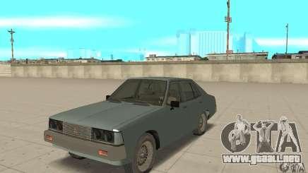 Mitsubishi Galant Sigma 1980 para GTA San Andreas