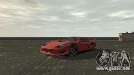 Turismo from GTA SA para GTA 4