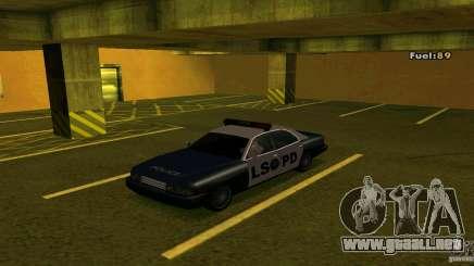 Merit Police Version 2 para GTA San Andreas