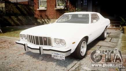 Ford Gran Torino 1975 v1.1 para GTA 4