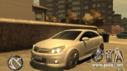 Opel Astra para GTA 4