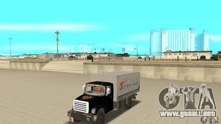 433112 ZIL con afinación para GTA San Andreas