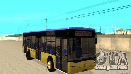 Laz-A183 ciudad Laz para GTA San Andreas