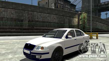 Skoda Octavia II 2005 para GTA 4