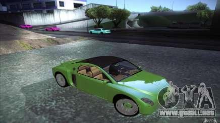 Renault Fiftie Concept para GTA San Andreas