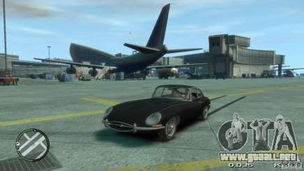 Jaguar XK E-type para GTA 4