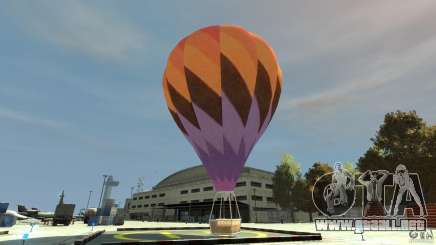 Balloon Tours option 1 para GTA 4
