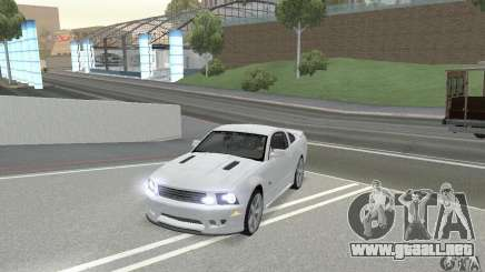Saleen S281 Pack 1 para GTA San Andreas
