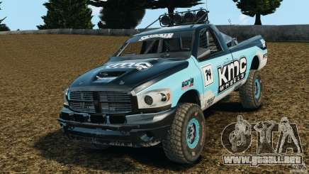 Dodge Power Wagon azure para GTA 4