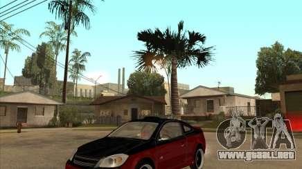 Chevrolet Cobalt ss Tuning para GTA San Andreas
