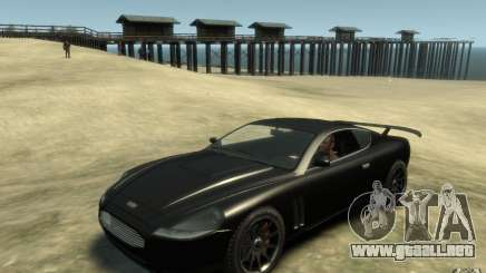 Aston Martin DB9 Super GTR beta para GTA 4
