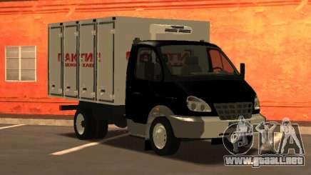 GAS-3310 Valdai para GTA San Andreas
