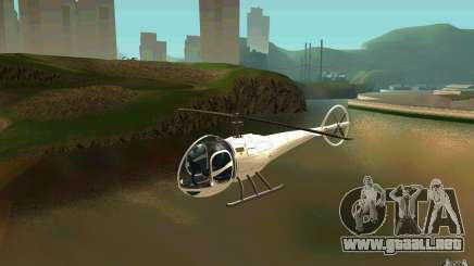 Dragonfly - Land Version para GTA San Andreas