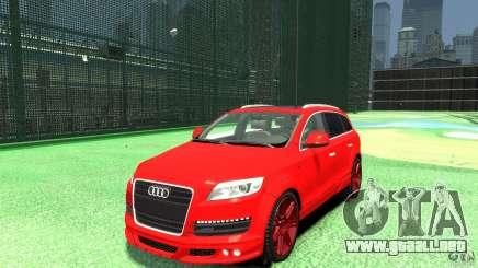 Audi Q7 v12 TDI para GTA 4