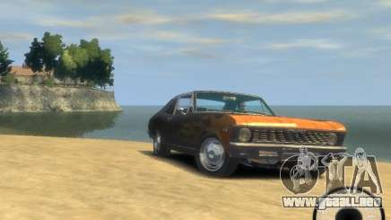 Chevrolet Nova SS 1969 para GTA 4