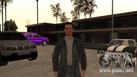 La piel es un miembro de la mafia para GTA San Andreas