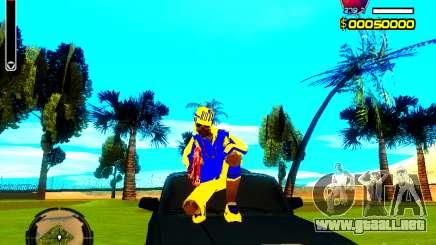 Piel vago v2 para GTA San Andreas