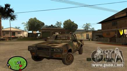DATSUN 620 para GTA San Andreas