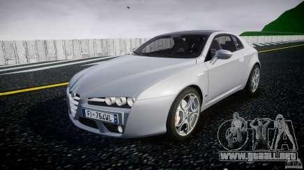 Alfa Romeo Brera Italia Independent 2009 para GTA 4