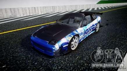 Nissan 240sx Toyo Kawabata para GTA 4