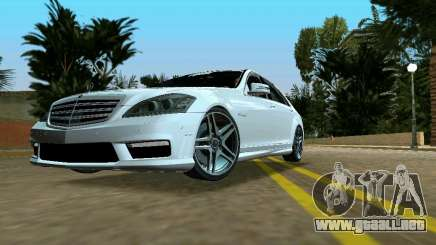 Mercedes-Benz S65 AMG 2012 para GTA Vice City