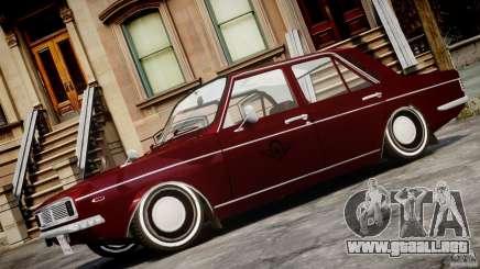 Peykan 1348 1970 para GTA 4