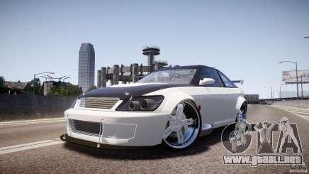 Sultan RS 3.0 para GTA 4