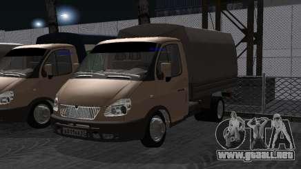 3302 Gacela para GTA San Andreas