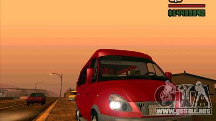 GAZ 22171 Sable para GTA San Andreas