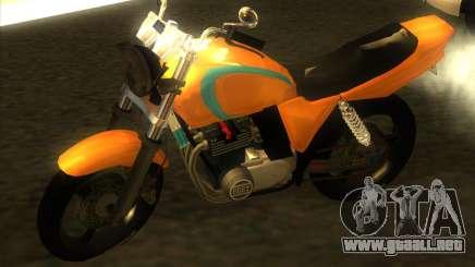 Yamaha XJR400 para GTA San Andreas