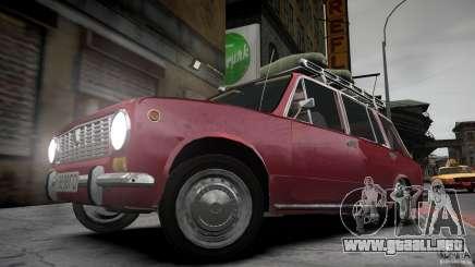 VAZ 2102 para GTA 4