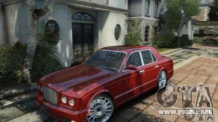 Bentley Arnage T para GTA 4
