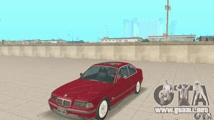 BMW 325i Coupe para GTA San Andreas