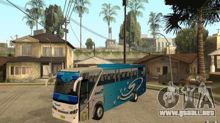 Hino New Travego V.Damri para GTA San Andreas