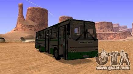 Ikarus C63 para GTA San Andreas