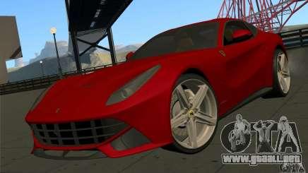 Ferrari F12 Berlinetta BETA para GTA San Andreas