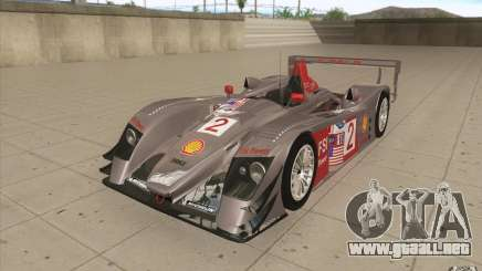 Audi R10 LeMans - Stock para GTA San Andreas