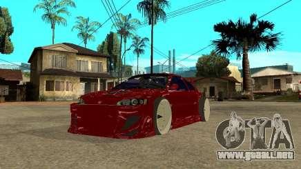 Honda CRX ED9 para GTA San Andreas