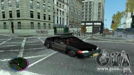 Honda CRX Tuned para GTA San Andreas