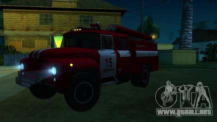 ZIL 130 AC 40 para GTA San Andreas