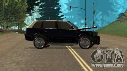 Huntley en GTA IV para GTA San Andreas