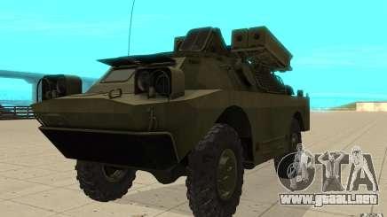 9 k 31 Strela-1 estándar para GTA San Andreas