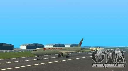 Boeing 767-300 Air Canada para GTA San Andreas
