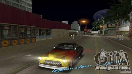 Cuban Hermes HD para GTA Vice City