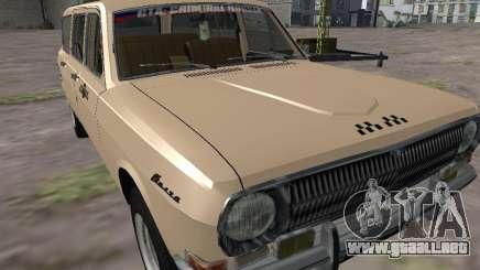 Taxi Volga GAZ-24 02 para GTA San Andreas