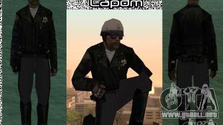 HQ skin lapdm1 para GTA San Andreas